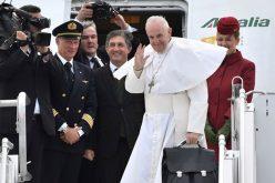 Во новата книга Папата раскажува за своите патувања