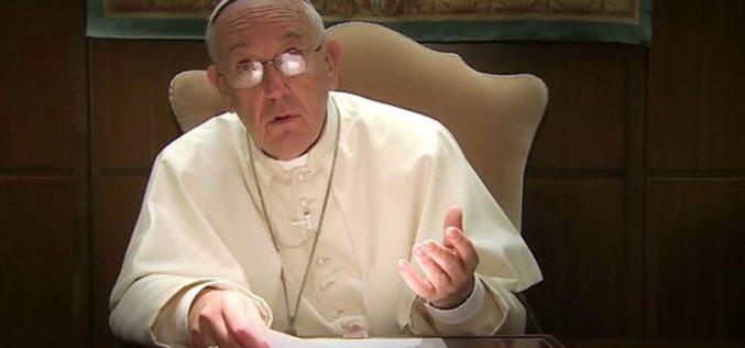 Објавена молитвената накана на Папата за јануари