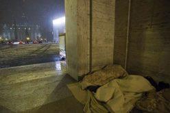 Оброци за бездомниците околу Свети Петар