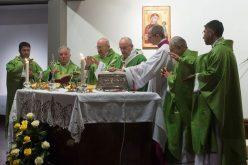 Папата во посета на парохијата Света Марија Сетевиле