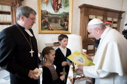 Папата ги прими членовите на финската екуменска делегација