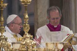 Папата: Тешко на Црквата или на некоја посветена личност, или на конгрегација ако го загуби вкусот