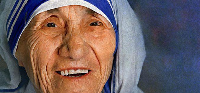 Инспиративни пораки од Мајка Тереза