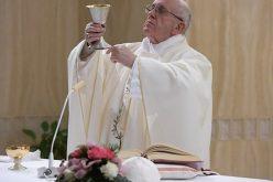 Папата: Христос за нас се жртвуваше, посредува за нас и ќе нѐ одведе до Отецот