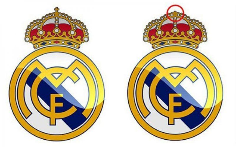 Фудбалскиот клуб Реал Мадрид повторно го отстранува крстот од грбот