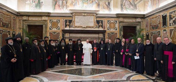 Животите на мачениците и светците нѐ повикуваат на единство