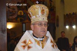 """Бискупот Стојанов на посета """"Ad limina apostolorum"""" во Рим"""