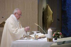 Папата: Мачениците ја водат Црквата напред