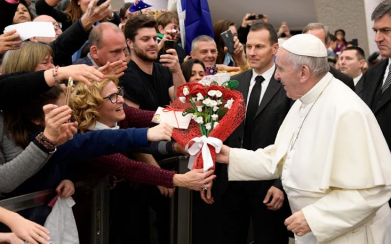 Папата: Христијанската надеж е во спасението