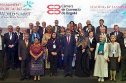 Пораката на Папата до учесниците на Светскиот самит на нобеловците за мир