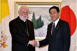Надбискупот Галагер за патувањето во Јапонија