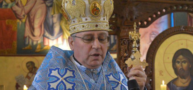Проповед на владиката Стојанов на Литургијата во Струмица по повод Светскиот ден на болни