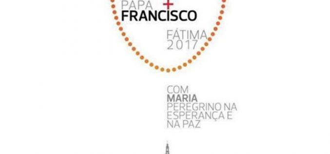 Објавено логото за посетата на Папата на Фатима