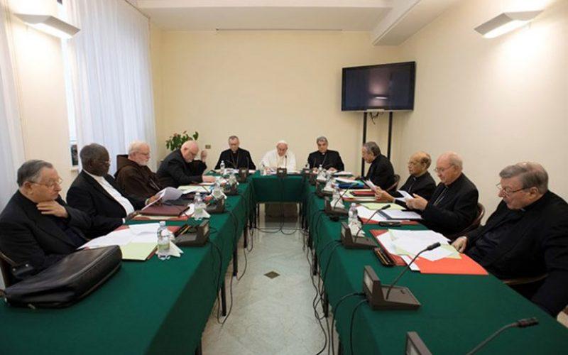 Кардиналскиот совет дискутира за реформите во Римската Курија