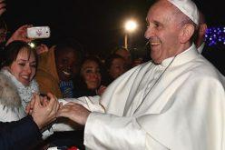 Папата во недела ќе посети римска парохија