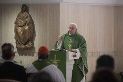 Папата: Војната започнува во човечкото срце