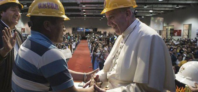 Папата: Кој е денес мојот ближен?