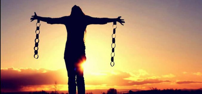 Простувањето е ослободување од ропството на злото