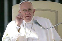 Папата: Великиот пост е време на покора