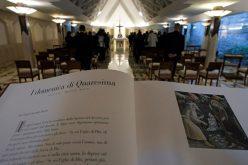 Папата: Вистинскиот пост е да се помага на ближниот