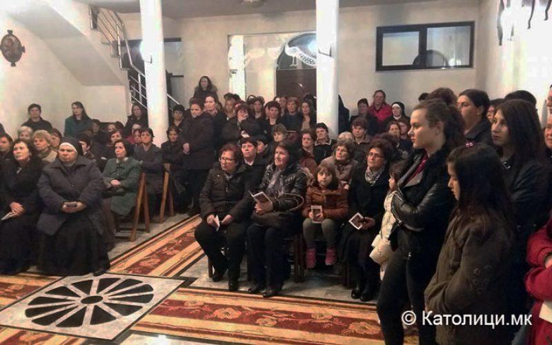 Петралинци: Молитвена средба на жените од Апостолскиот егзархат