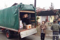 Волонтерска акција на парохиите од Богданци и Гевгелија