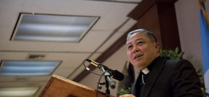 Надбискупот Ауза зборуваше за дипломатијата на папата Фрањо
