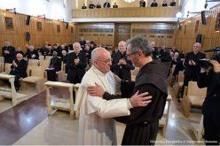 Завршија духовните вежби за Папата и членовите на Куријата
