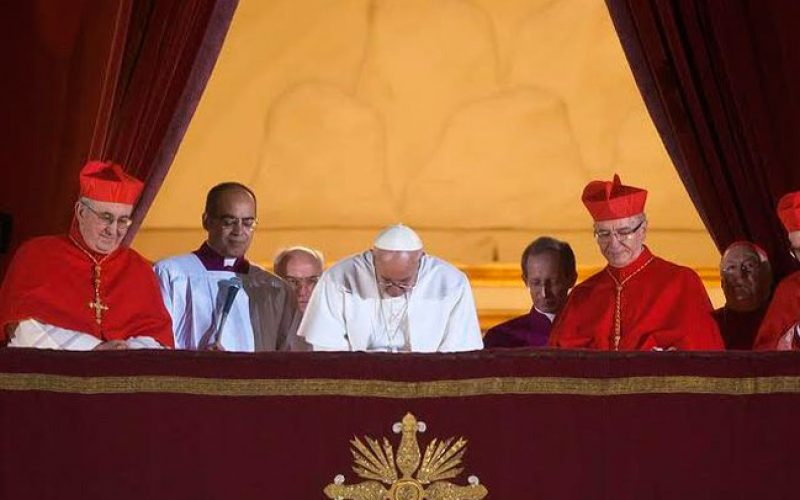 Му честитаме на папата Фрањо четири години понтификат!
