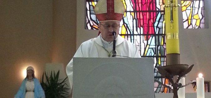 Проповед на бискупот Стојанов по повод деветата годишнина од смртта на Кјара Лубик