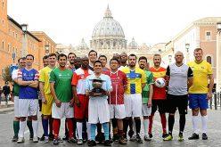 Првенство во фудбал за свештеници и богослови во Ватикан