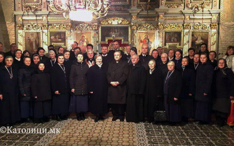 Епископот Стојанов присуствува на прославата 125 години од основањето на сестрите Служебници