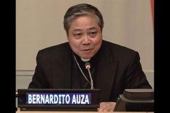 Светиот Престол бара поефикасна борба против трговијата со луѓе