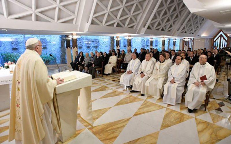 Папата: свети Јосиф е чувар на слабостите