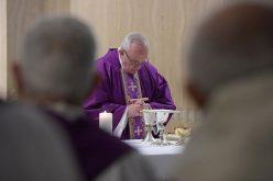 Папата: Исповедалницата не е хемиско чистење