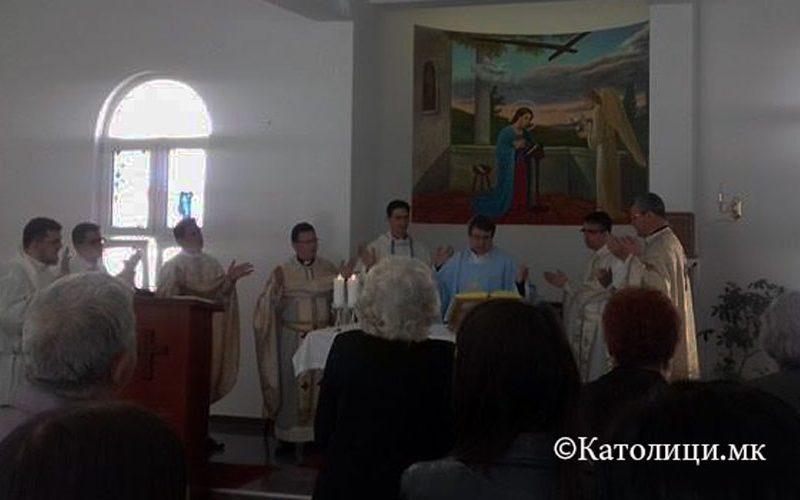 """Прославен празникот """"Благовештение"""" во Штип"""