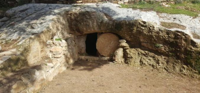 Во Великиот пост и каменот зборува за Господ