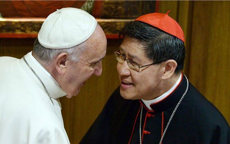 Кардинал Тагле: Евангелието да се навести на перифериите