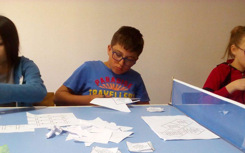 Креативна работилница за деца во Петралинци