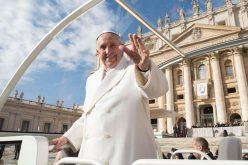 Папата: Нашата надеж е личноста Исус Христос