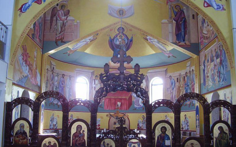 Радово молеше за мир во Македонија