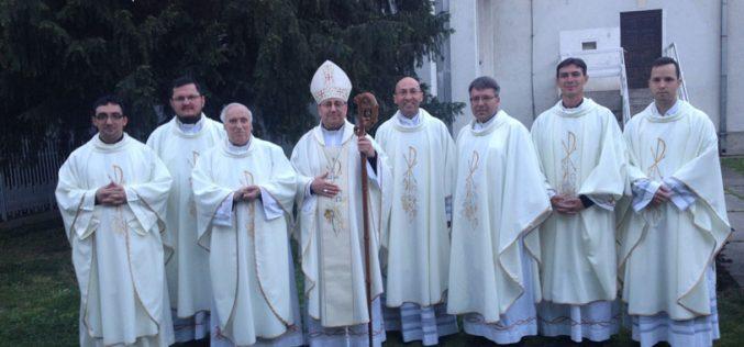 Бискупот Стојанов служеше света Миса со посвета на елеј