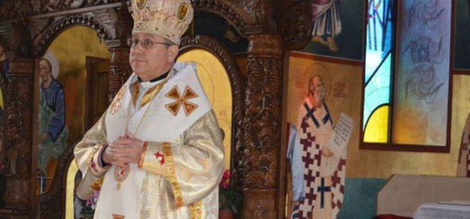 За Велигден епископот Стојанов служеше во Струмица