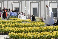 Папата: Сржта на христијанската вера е Исусовото воскресение