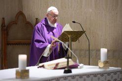 Католици.мк објави повеќе од 500 проповеди на Папата од Света Марта