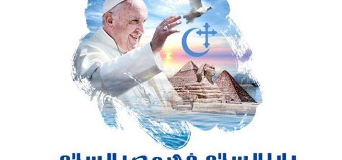 Папа на мирот во Египет за мир