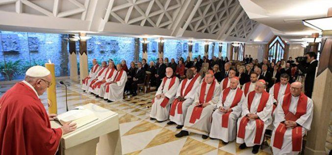 Папата: Евангелието треба да се навестува понизно