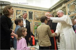 Папата: Човештвото има потреба од сведоци на Евангелието