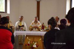 Прославен патрониот празник на црквата свети Јосиф во Бистренци