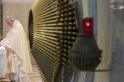 Папата: На црквата ѝ е потребна благост
